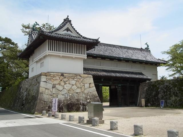 現在の佐賀城本丸