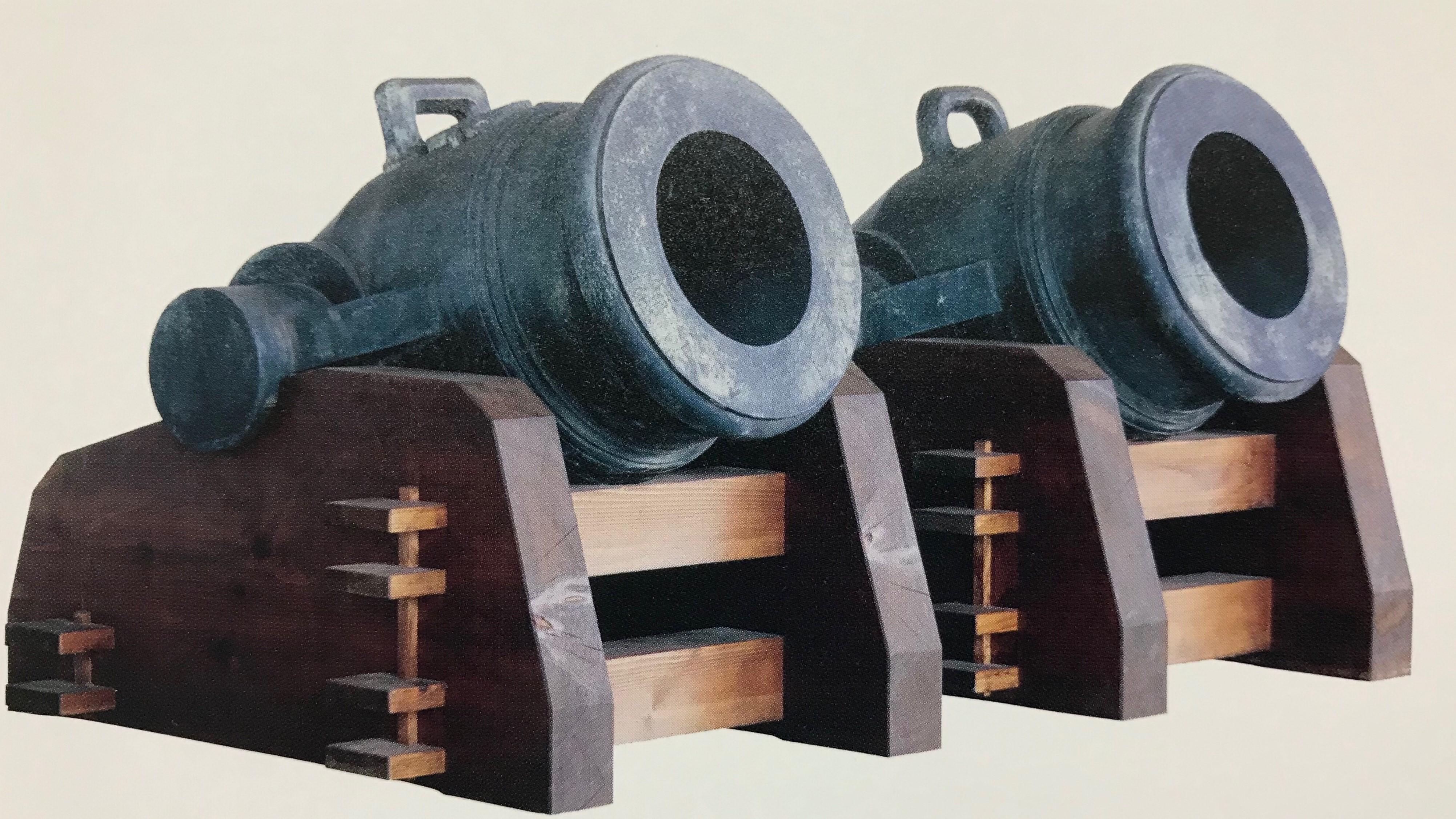 モルチール砲