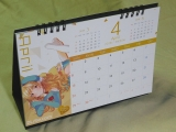 DLサイト これが2018年のオリジナルスクールカレンダーだ!