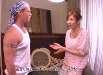 麻美ゆまと白人男優