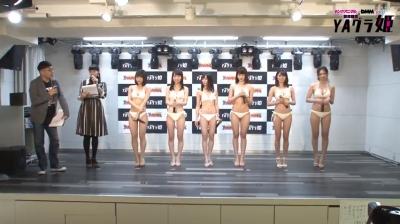 YAグラ姫2018お披露目記者会見