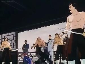 クライング フリーマン OVA 2 (4)