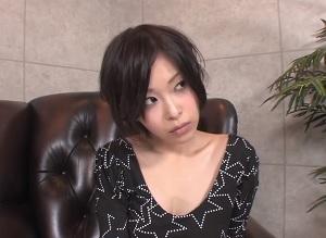 【無修正】大塚咲 黒髪美女がプルプルおっぱい揉みしだきオナニーに夢中