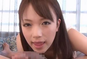 【無修正】乙井なづな 白肌の口リ顔美少女が肉厚マンコ丸出しでローターオナニー