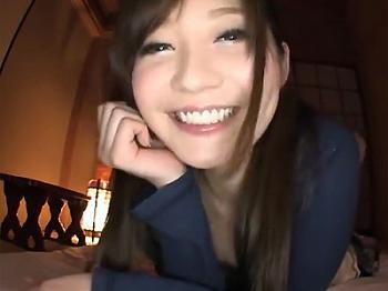 【石原莉奈】笑顔のキュートな絶品美女を猛烈ピストンで犯しまくる濃密セックス