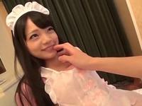 和登こころ 口リ口リ美少女にメイド服着せてたっぷりと犯すハメ撮り映像