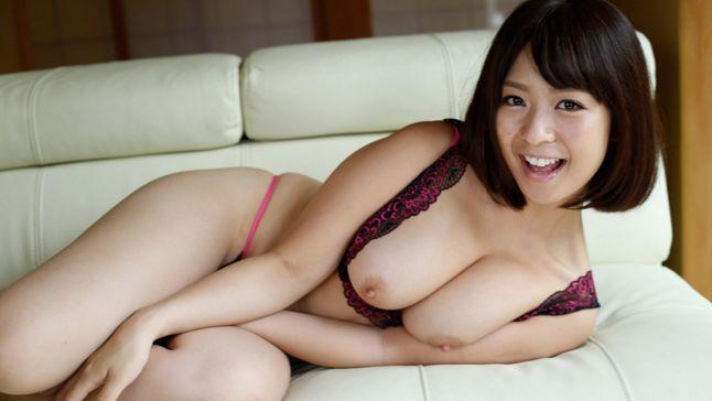 【無修正】尾上若葉 童顔ましょまろ巨乳の美少女をドッキリで生ハメ!