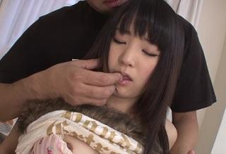 【無修正】小動物みたいな口リ美少女に大量中出しする濃密FUCK