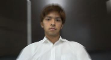 [イケメン]18歳大学1年生を性態解剖!!超上反りデカマラをご堪能下さい!![巨根]