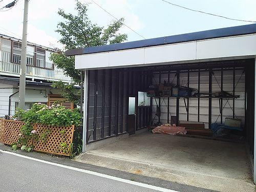 草津温泉カフェ花栞、駐車場3