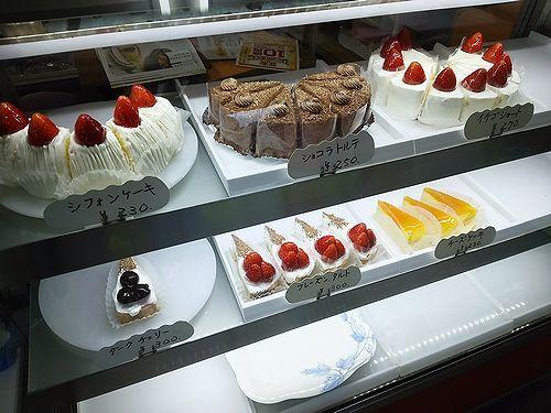 220171129草津温泉のケーキ屋さん、箱田屋