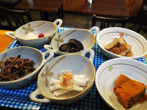 20180120草津温泉民泊花栞(はなしおり)宿泊のお客様の朝食2