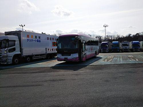 20180222大阪名古屋高速バス