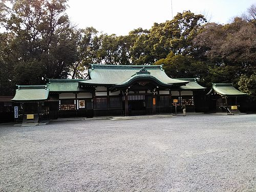 20180222名古屋上知我麻神社