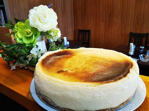 20180310草津温泉カフェ花栞(はなしおり)チーズケーキ仕込み1