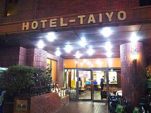 20180218大阪府西成ビジネスホテル太洋3