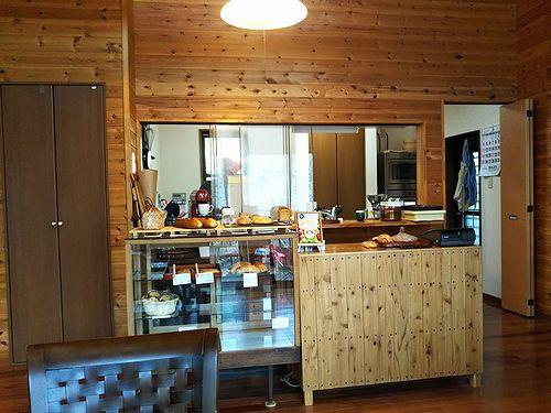 2080329草津温泉森の中のパン屋さんこごみパン2