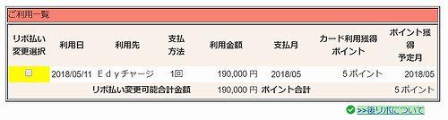 20180511楽天カード詐欺メール