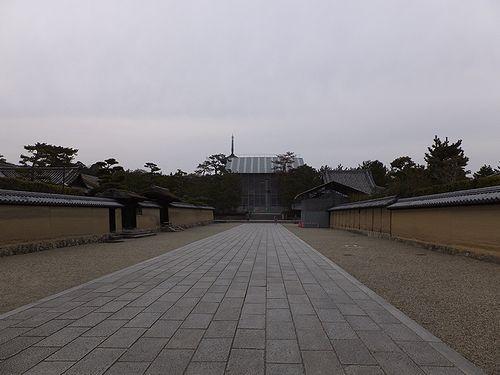 20180219奈良県斑鳩町法隆寺5