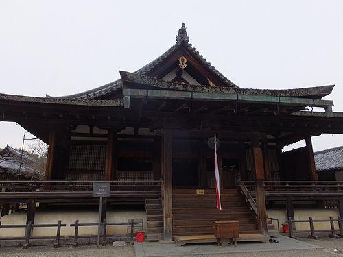 20180219奈良県斑鳩町法隆寺10