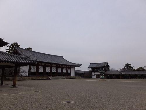 20180219奈良県斑鳩町法隆寺15