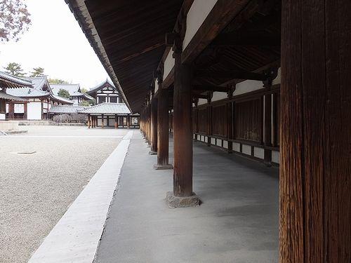 20180219奈良県斑鳩町法隆寺24