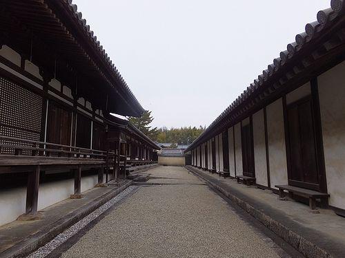 20180219奈良県斑鳩町法隆寺27