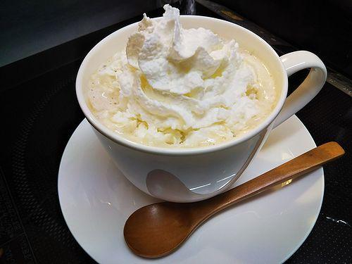 草津温泉花栞(はなしおり)ウインナーコーヒー