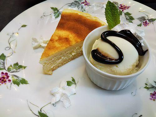 20180617草津温泉カフェ花栞(はなしおり)チーズケーキの作り方 (1)