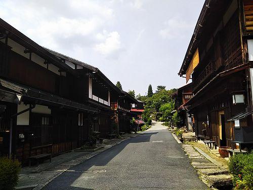 20180626長野県南木曽町、妻籠宿 (3)