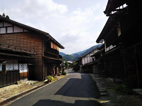 20180626長野県南木曽町、妻籠宿 (5)