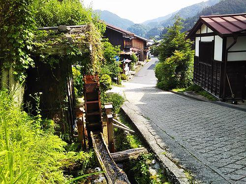 20180626長野県南木曽町、妻籠宿 (6)