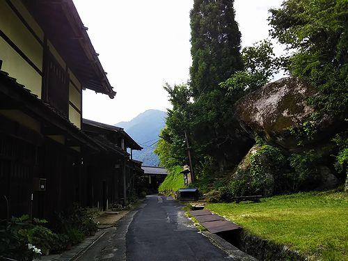 20180626長野県南木曽町、妻籠宿 (8)
