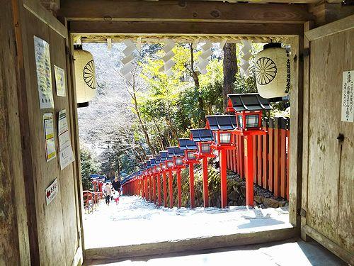 20180220京都府京都市、貴船神社 (2)