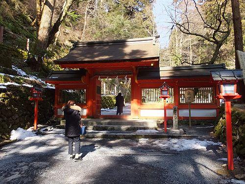 20180220京都府京都市、貴船神社奥宮 (16)