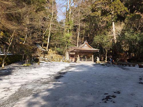 20180220京都府京都市、貴船神社奥宮 (18)