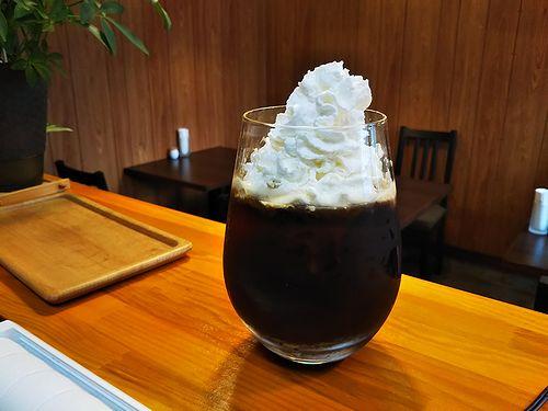 20180716草津温泉カフェ花栞(はなしおり)アイスウインナーコーヒー (1)