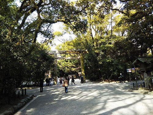 20180222愛知県名古屋市、熱田神宮その他 (2)