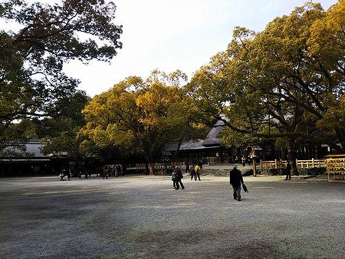 20180222愛知県名古屋市、熱田神宮その他 (9)