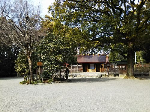 20180222愛知県名古屋市、熱田神宮その他 (22)