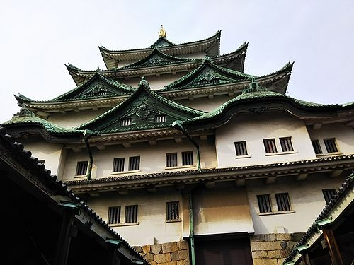 20180222愛知県名古屋市、名古屋城 (5)