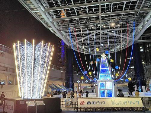 20180222愛知県名古屋市、オアシス21 (2)