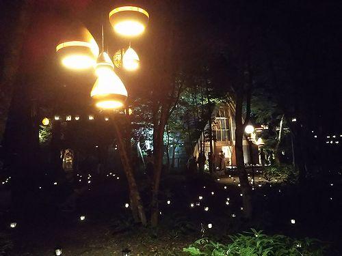 20180822長野県軽井沢町、星野リゾート軽井沢高原教会サマーキャンドルナイト (6)