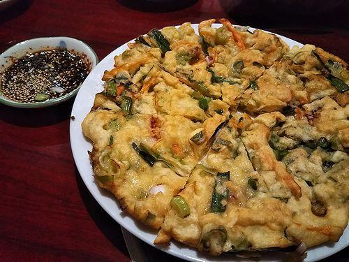 20180824草津温泉の店、韓国料理・焼肉オモニー (3)