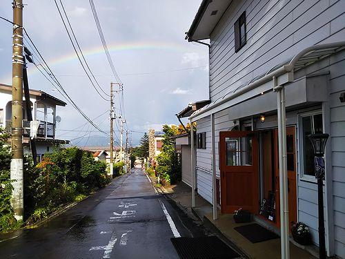 20180825草津温泉カフェ花栞(はなしおり)虹 (2)