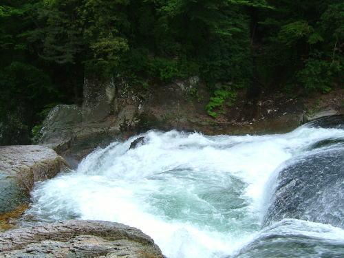 2006.5.群馬県沼田市、吹割の滝