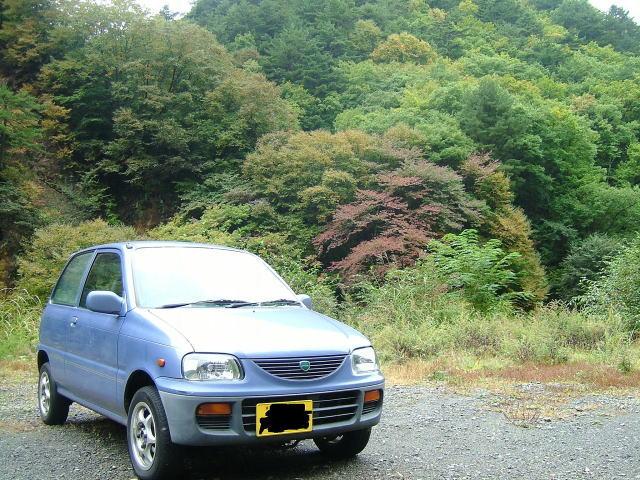 2008.10.ダイハツ・ミラ