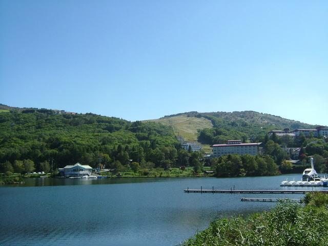 2008.10.長野県茅野市、白樺湖