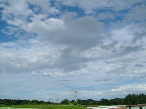 2006.7.長野県御代田町、草越