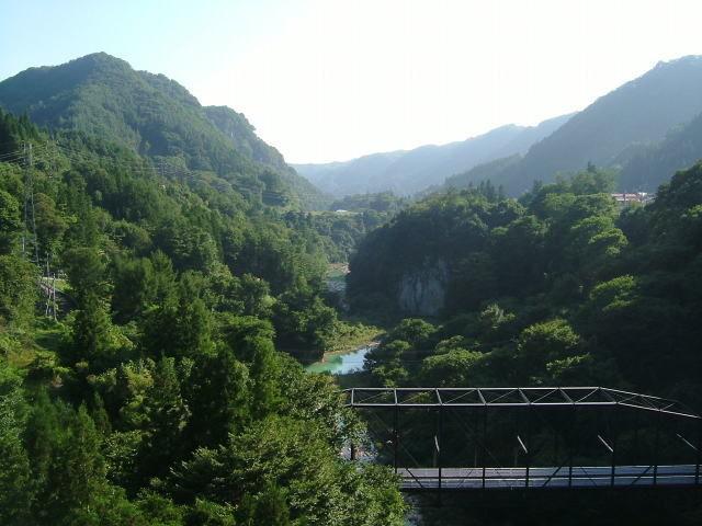 2008.9.群馬県六合村、白砂川